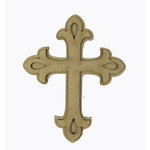 Grapevine Designs and Studio - Chipboard Shapes - Cross - Large