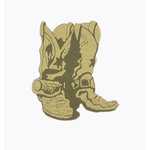 Grapevine Designs and Studio - Cardstock Shapes - Cowboy Boots