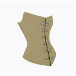 Grapevine Designs and Studio - Chipboard Shapes - Corset
