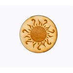 Grapevine Designs and Studio - Wood Shapes - Sun Burst