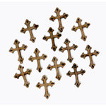 Grapevine Designs and Studio - Chipboard Shapes - Itty Bitty Pieces - Cross