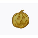 Grapevine Designs and Studio - Halloween - Wood Shapes - Pumpkin