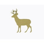Grapevine Designs and Studio - Chipboard Shapes - Deer
