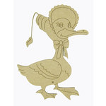 Grapevine Designs and Studio - Chipboard Shapes - Mother Goose