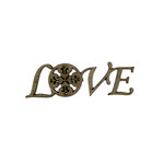 Grapevine Designs and Studio - Chipboard Shapes - Love