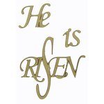 Grapevine Designs and Studio - Chipboard Shapes - He is Risen