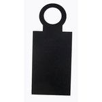 Grapevine Designs and Studio - Cardstock Shapes - Wine Tags - Small - Black