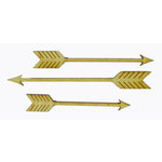 Grapevine Designs and Studio - Wood Shapes - Arrow Trio