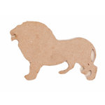 Grapevine Designs and Studio - Chipboard Shapes - Lion