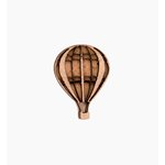 Grapevine Designs and Studio - Chipboard Shapes - Hot Air Balloon - Small