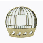 Grapevine Designs and Studio - Chipboard Shapes - Little Birds Birdcage