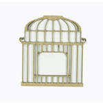 Grapevine Designs and Studio - Chipboard Shapes - Birdcage 2