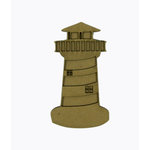 Grapevine Designs and Studio - Chipboard Shapes - Lighthouse