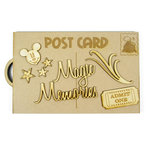 Grapevine Designs and Studio - Wood and Chipboard Shapes - Magic Postcard Kit