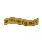 Grapevine Designs and Studio - Wood Shapes - Remember the Magic