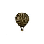Grapevine Designs and Studio - Chipboard Shapes - Compass Hot Air Balloon - Small