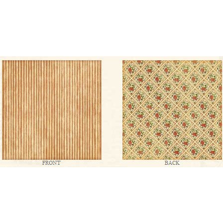 Graphic 45 - Times Nouveau Collection - 12x12 Double Sided Paper - Copacetic