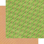 Graphic 45 - Nutcracker Sweet Collection - Christmas - 12 x 12 Double Sided Paper - Land of Sweets