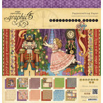 Graphic 45 - Nutcracker Sweet Collection - Christmas - 12 x 12 Paper Pad