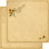Graphic 45 - Place in Time Collection - 12 x 12 Double Sided Paper - August Foundation