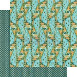 Graphic 45 - Artisan Style Collection - 12 x 12 Double Sided Paper - Patterns of the Past