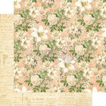 Graphic 45 - Gilded Lily Collection - 12 x 12 Double Sided Paper - Creme de la Creme