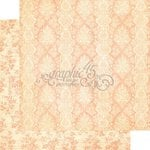 Graphic 45 - Gilded Lily Collection - 12 x 12 Double Sided Paper - Golden Age