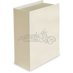 Graphic 45 - Staples Collection - Book Box - Ivory