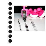Glitz Design - Roller Doodles Collection - Roller Stamps - Circles