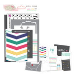Glitz Design - Wild and Free Collection - Cardstock Pieces - Bits and Pieces