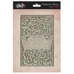 Glitz Design - Pretty in Pink Collection - Chipboard Album