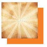Glitz Design - Dozer Collection - 12x12 Double Sided Paper - Dozer Rays, CLEARANCE