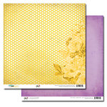 Glitz Design - Dance in Sunshine Collection - 12 x 12 Double Sided Paper - Polka