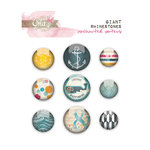 Glitz Design - Uncharted Waters Collection - Giant Rhinestones