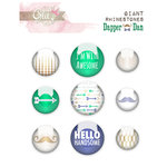 Glitz Design - Dapper Dan Collection - Giant Rhinestones
