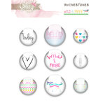 Glitz Design - Wild and Free Collection - Giant Rhinestones