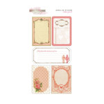 Glitz Design - Hello Friend Collection - Cardstock Stickers - Journaling