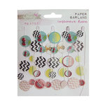 Glitz Design - Cashmere Dame Collection - Paper Garland