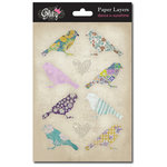 Glitz Design - Dance in Sunshine Collection - Paper Layers