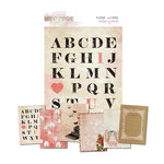 Glitz Design - Hello Friend Collection - Paper Layers