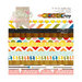 Glitz Design - Color Me Happy Collection - 8 x 8 Paper Pad