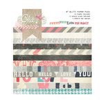 Glitz Design - Love You Madly Collection - 6 x 6 Paper Pad