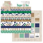 Glitz Design - Dapper Dan Collection - 6 x 6 Paper Pad