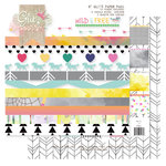 Glitz Design - Wild and Free Collection - 6 x 6 Paper Pad