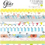 Glitz Design - Brightside Collection - 6 x 6 Paper Pad