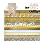 Glitz Design - Sunshine in My Soul Collection - 6 x 6 Paper Pad