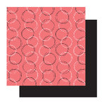 Glitz Designs - Urban Collection - 12x12 Double Sided Paper - Urban Polka Dots