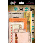 Glitz Design - Afternoon Muse Collection - Cardstock Pieces - What Nots