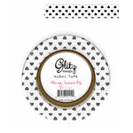Glitz Design - Wild and Free Collection - Washi Tape - Tiny Hearts