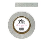 Glitz Design - Washi Tape - Silver Glitter